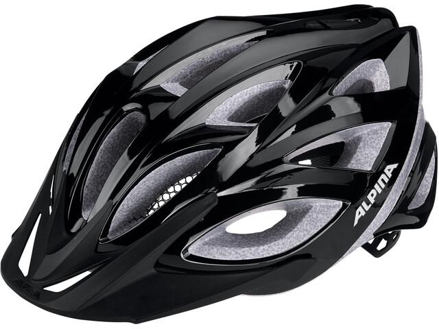 Alpina Seheos Cykelhjälm svart
